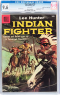 Silver Age (1956-1969):Western, Four Color #779 Lee Hunter, Indian Fighter - Mile High pedigree (Dell, 1957) CGC NM+ 9.6 White pages....