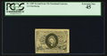 Fractional Currency:Second Issue, Fr. 1283 25¢ Second Issue PCGS Extremely Fine 45.. ...