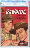 Silver Age (1956-1969):Western, Four Color #1097 Rawhide - File Copy (Dell, 1960) CGC NM- 9.2Off-white pages....