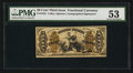 Fractional Currency:Third Issue, Fr. 1355 50¢ Third Issue Justice PMG About Uncirculated 53.. ...