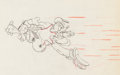 Animation Art:Production Drawing, Moose Hunters Goofy and Donald Duck Animation Art ProductionDrawing (Walt Disney, 1937)....