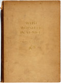 Books:Biography & Memoir, [James McNeill Whistler]. Otto H. Bacher. With Whistler in Venice. New York: Century, 1908. First edition. Original ...