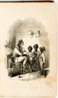 "Books:Americana & American History, W.L.G. Smith. Life at the South: or ""Uncle Tom's Cabin"" As ItIs. Buffalo: Derby, 1852. First edition. Original embo..."