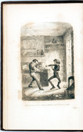 Books:Literature Pre-1900, Samuel Hueston. The Attorney: or the Correspondence of JohnQuod. New York: Hueston, 1853. First edition. Original b...