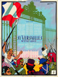 """Movie Posters:Foreign, Royal Affairs in Versailles (C.F.D.C., 1954). French Grande (47"""" X 62""""). Foreign.. ..."""