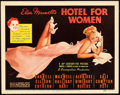 "Movie Posters:Drama, Hotel for Women (20th Century Fox, 1939). Title Lobby Card (11"" X14"").. ..."