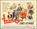 "Movie Posters:Comedy, Harvey (Universal International, 1950). Autographed Title LobbyCard (11"" X 14"").. ..."