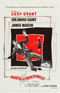 """Movie Posters:Hitchcock, North by Northwest (MGM, 1959). One Sheet (27"""" X 41"""").. ..."""