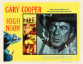 "Movie Posters:Western, High Noon (United Artists, 1952). Half Sheet (22"" X 28"") Style A....."