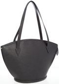 Luxury Accessories:Bags, Louis Vuitton Black Epi Leather Saint Jacques GM Tote Bag . ...