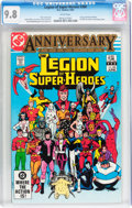 Modern Age (1980-Present):Superhero, Legion of Super-Heroes CGC-Graded Group (DC, 1983-84) Condition:CGC NM/MT 9.8.... (Total: 5 Comic Books)