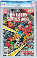 Modern Age (1980-Present):Superhero, Tales of the Legion CGC-Graded Group (DC, 1984-85) Condition: CGCNM/MT 9.8.... (Total: 5 Comic Books)