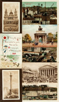 Books:Prints & Leaves, Large Group Lot of Miscellaneous Prints and Postcards. Varioussizes. Very good. . ...