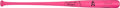 Autographs:Bats, 2012 Derek Jeter Mother's Day Game Issued Pink Bat, Signed....