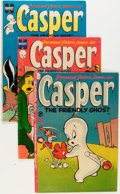 Golden Age (1938-1955):Cartoon Character, Casper the Friendly Ghost Group (Harvey, 1953-58) Condition:Average VG/FN.... (Total: 13 Comic Books)