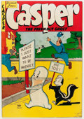 Golden Age (1938-1955):Cartoon Character, Casper the Friendly Ghost #2 (St. John, 1950) Condition: VG-....