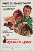 "Movie Posters:Drama, Ryan's Daughter (MGM, 1970). One Sheet (27"" X 41"") Style C, LobbyCard Set of 8 (11"" X 14""), & Uncut Pressbook (16 Pages, 12...(Total: 10 Items)"