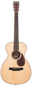 Musical Instruments:Acoustic Guitars, 2006 Collings Baby 2H Natural Acoustic Guitar, #12406....
