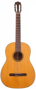 Musical Instruments:Acoustic Guitars, 1974 Martin N-10 Natural Acoustic Guitar, #337925....