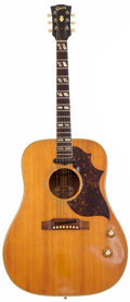 Musical Instruments:Acoustic Guitars, 1966 Gibson Country Western Natural Acoustic Guitar, #406444....
