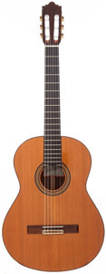 Musical Instruments:Acoustic Guitars, 1998 Jose Ramirez Model 2E Natural Classical Guitar, #N/A....