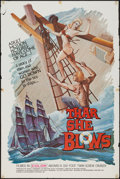 "Movie Posters:Adult, Thar She Blows (Entertainment Ventures, Inc., 1968). One Sheet (28"" X 42""). Adult.. ..."