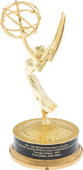 Movie/TV Memorabilia:Awards, A National Academy of Television Arts and Sciences Award,1995-1996....
