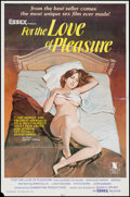 """Movie Posters:Adult, For the Love of Pleasure (Essex, 1979). One Sheet (25"""" X 38""""). Adult.. ..."""