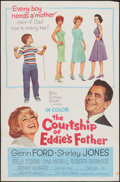 """Movie Posters:Comedy, The Courtship of Eddie's Father and Others Lot (MGM, 1963). One Sheets (4) (27"""" X 41""""). Comedy.. ... (Total: 4 Items)"""