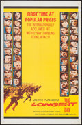 "Movie Posters:War, The Longest Day (20th Century Fox, 1962). One Sheet (27"" X 41"")Popular Prices Style. War.. ..."
