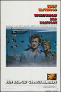 "Movie Posters:Crime, Thunderbolt and Lightfoot & Other Lot (United Artists, 1974).One Sheets (2) (27"" X 41"") Style B & Regular. Crime.. ...(Total: 2 Items)"