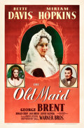 """Movie Posters:Drama, The Old Maid (Warner Brothers, 1939). One Sheet (27.25"""" X 41"""")....."""