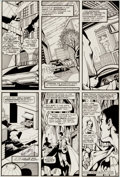 Original Comic Art:Panel Pages, Marshall Rogers and Terry Austin Detective Comics #471 Page5 Original Art (DC, 1977)....