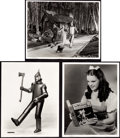 "Movie Posters:Fantasy, The Wizard of Oz (MGM, 1939). Photos (7) (11"" X 14"").. ... (Total: 7 Items)"