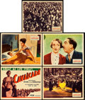 "Movie Posters:Academy Award Winners, Cavalcade (Fox, 1933). Title Lobby Card and Lobby Cards (4) (11"" X14"").. ... (Total: 5 Items)"