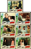 "Movie Posters:Horror, I Walked with a Zombie (RKO, 1943). Lobby Cards (7) (11"" X 14"")..... (Total: 7 Items)"