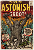 Silver Age (1956-1969):Science Fiction, Tales to Astonish #13 (Marvel, 1960) Condition: GD-....