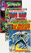 Bronze Age (1970-1979):Miscellaneous, Comic Books - Assorted Bronze and Modern Age Comics Group (VariousPublishers, 1970s-'90s) Condition: Average NM-.... (Total: 13 ComicBooks)