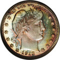 Proof Barber Quarters: , 1913 25C PR68 NGC. This is an absolutely stunning example of the date, and it is important not only for its high quality an...