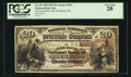 National Bank Notes:Maine, Rockland, ME - $20 1882 Brown Back Fr. 499 The Lime Rock NB Ch. #2097. ...