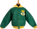 Movie/TV Memorabilia:Costumes, A Frank Sinatra 'Packers' Jacket, 1980s....