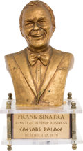 Movie/TV Memorabilia:Memorabilia, A Frank Sinatra Music Box, 1979....