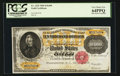 Large Size:Gold Certificates, Fr. 1225h $10,000 1900 Gold Certificate PCGS Very Choice New 64PPQ.. ...