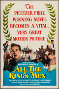 "Movie Posters:Academy Award Winners, All the King's Men (Columbia, 1950). One Sheet (27"" X 41""). AcademyAward Winners.. ..."