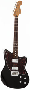 Musical Instruments:Electric Guitars, 1997 Fender Toronado Black Solid Body Electric Guitar,#MN7111558....