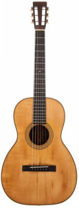 Musical Instruments:Acoustic Guitars, 1927 Martin 0-28 Natural Acoustic Guitar, #31653....