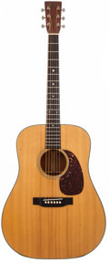 Musical Instruments:Acoustic Guitars, 1942 Martin D-18 Natural Acoustic Guitar, #81734....