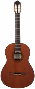 Musical Instruments:Acoustic Guitars, 1980 Yamaha GD-20C Natural Classical Guitar, #JJ-237....