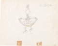 Animation Art:Production Drawing, Mother Goose Melodies Production Drawing Animation Art (WaltDisney, 1931)....