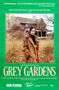"Movie Posters:Documentary, Grey Gardens (Portrait Releasing, Inc., 1976). Full-Bleed One Sheet (27"" X 41"").. ..."